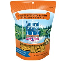 Limited Ingredient Treats - Sweet Potato & Fish (8 oz)
