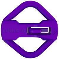 LINKS-IT® Pet Tag Connector - Purple