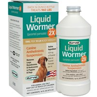 Dog Supplieshealth & Wellnessdewormersdurvet Liquid Wormer™