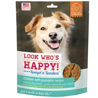 Look Who's Happy!™ Tempt'n Tenders™ - Chicken & Pumpkin (4 oz)