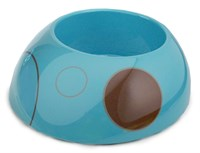Lucy Pet Bowls -Tangy Turqouise (SMALL - 2.5 CUPS)