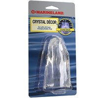 Marineland LED Bubble Ring Crystal Topper