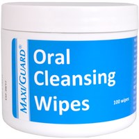 Maxi/Guard Oral Cleansing Wipes (100 count)