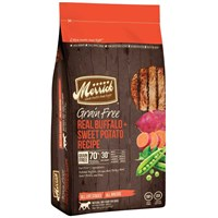 Merrick Grain Free Real Buffalo & Sweet Potato Dog Food (4 lbs)
