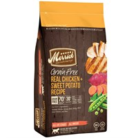 Merrick Grain Free Real Chicken & Sweet Potato Dog Food (4 lbs)