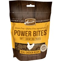 Merrick Power Bites - Chicken Dog Treats (6 oz)