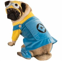 Minion Dog Costume - Large