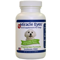 Miracle Eyes™ Oral Supplement for Dogs - Vegetarian (4 oz)