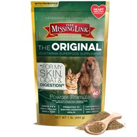 Dog Suppliesskin & Coatskin & Coat Nutritional Supplementsmissing Link Skin & Coat Supplements