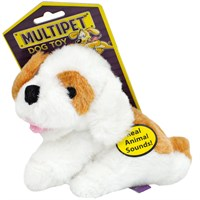 Dog Suppliesdog Toysplush & Stuffingfree Dog Toysmultipet Look Who?s Talking Plush Toys