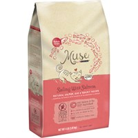 Muse Salmon, Egg & Yogurt Cat Food Dry (4 lb)