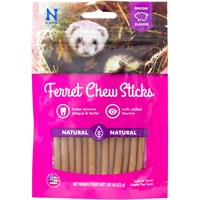 N-Bone Ferret Chew Treats - Bacon Flavor (1.87 oz)