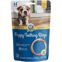 N-Bone Puppy Teething Rings - Grain-Free 6 Pack (Chicken)