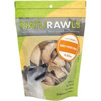 NatuRAWls Sweet Potato Chews (4.02 oz)