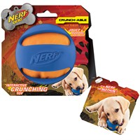 Nerf Dog Crinkle Balls - Blue