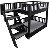 New Age Pet Bunk Bed for Dogs