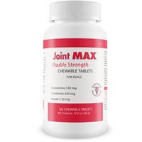 Joint MAX Double Strength (120 Chewable Tablets)