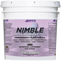 Nimble® Mega-Nutrient 7-In-One Formula for Horses (10 lbs)
