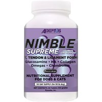 Nimble® Supreme for Pets (60 tablets)