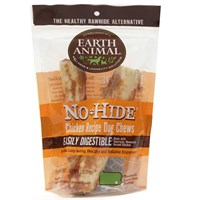 Earth Animal No-Hide Chicken Chews - 2 Pack (7 oz)