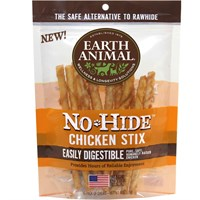 Dog Suppliesdog Treats & Chewsbones And Rawhide Chewsearth Animal Nohide Chicken Chews