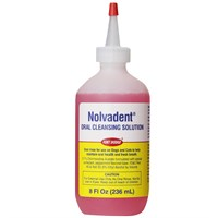 Nolvadent® Oral Cleansing Solution (8 oz)