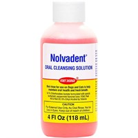 Nolvadent® Oral Cleansing Solution (4 oz)