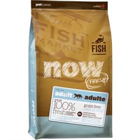 Petcurean Now Fresh Adult Cat Food - Fish (16 lb)