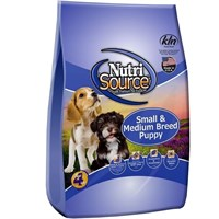 NutriSource Chicken & Rice for Small & Medium Breed Puppy (35 lb)