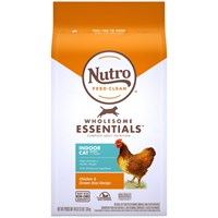 Nutro Natural Choice Chicken & Whole Brown Rice - Indoor Adult Cat (6.5 lb)