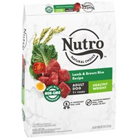Nutro Natural Choice Lite Lamb & Whole Brown Rice - Adult Dog (30 lb)