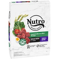 Nutro Wholesome Essentials Small Bites Pasture-Fed Lamb & Rice - Adult Dog (15 lb)