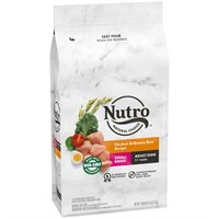 Nutro Wholesome Essentials Small Breed Weight Management Chicken, Brown Rice & Sweet Potato - Adult Dog (4 lb)