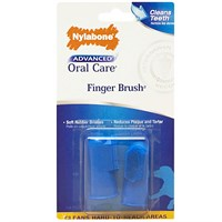 Nylabone® Advanced Oral Care™ Finger Brush™ (2 Pack)