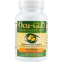 Ocu-GLO for SMALL Dogs (45 Gelcaps)