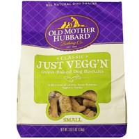 Old Mother Hubbard Just Vegg'n Biscuits - Small (3.3 lbs)