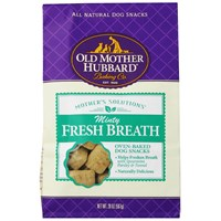 Old Mother Hubbard Minty Fresh Breath Mini Biscuits (20 oz)