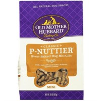 Old Mother Hubbard P-Nuttier Biscuits - Mini (20 oz)