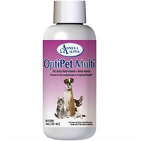 Dog Suppliesfood Supplementsvitaminsomega Alpha Optipet Multi