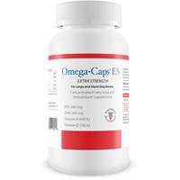 Omega-Caps™ For Large & Giant Dogs (250 Softgel Capsules)