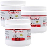 3-PACK Optimex Tear Stain Natural Formula (180 Soft Chews)