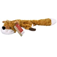 "Otis & Claude CritterZ Stuffing Free Dog Toys - Fox (23"")"