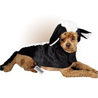 Otis and Claude Fetching Fashion Skunk Costume - XSMALL