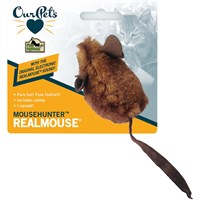 Image of OurPets Play-N-Squeak Realmouse Cat Toy - Mousehunter