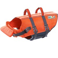 Outward Hound Pet Saver Life Jacket Orange - Small