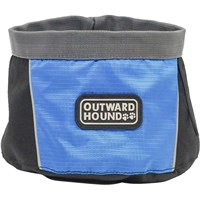 Outward Hound Port A Bowl (48 oz) - Medium Blue