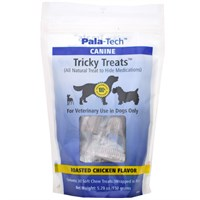 Pala-Tech Canine Tricky Treats - Roasted Chicken Flavor (5.29 oz)