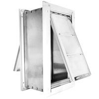 "Endura Flap Pet Door - Extra Large Wall Mount - Double Flap (12"" x 22"")"