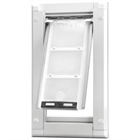 "Patio Pacific Endura Flap Large Door Mount - Single Flap (10"" x 19"")"