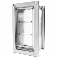 "Patio Pacific Endura Flap Medium Wall Mount - Single Flap (8"" x 15"")"